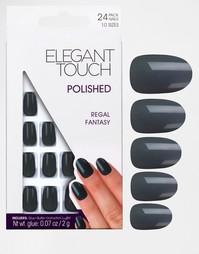 Накладные ногти Elegant Touch Polished Nails - Royal Collection - Розовый