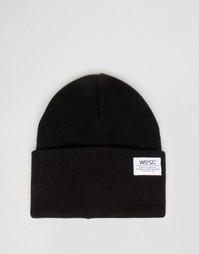 Вязаная шапка-бини Wesc Puncho - Черный
