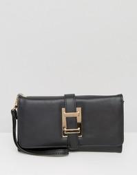 Складной кошелек Yoki Fashion - Черный