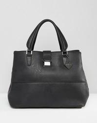Большая сумка-тоут Marc B Chelsy - Черный