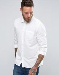 Рубашка Nudie Henry Bastiste - Белый
