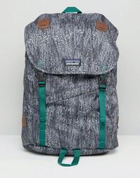 Рюкзак с принтом Patagonia Arbor 26L - Черный