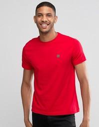 Футболка с круглым вырезом Voi Jeans - Красный