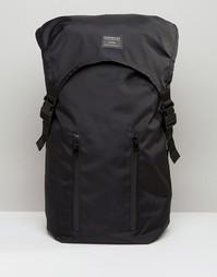 Черный рюкзак Sandqvist Leo - Черный