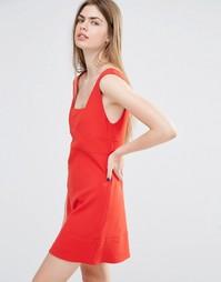 Сарафан Vanessa Bruno Athe - Красный