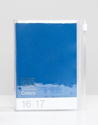 Marks Inc. Colour Diary In Blue - Мульти Gifts