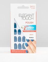 Лак для ногтей ограниченной серии Elegant Touch - Синий