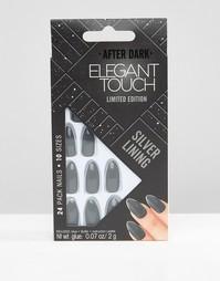 Накладные ногти ограниченной серии Elegant Touch After Dark - Зеленый