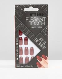 Накладные ногти ограниченной серии Elegant Touch After Dark - Красный