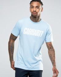 Футболка Carhartt WIP - Синий