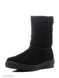 Черные Ботинки Francesco Donni