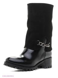 Черные Ботинки ESTELLA