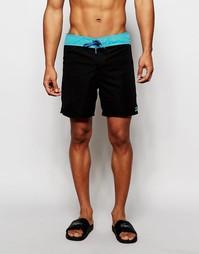 Пляжные шорты 17 Billabong All Day - Черный