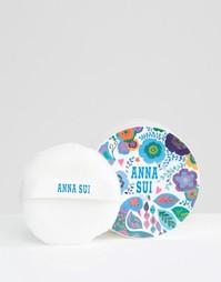 Пудра для лица и тела ограниченной серии Anna Sui - Розовый