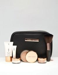 Набор средств для макияжа для начинающих Nude By Nature Complexion Essentials - Бежевый