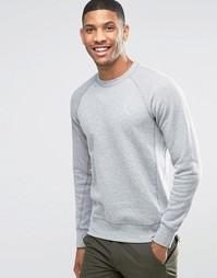Серый свитшот Nike Jordan Jumpan Flight 823068-063 - Серый