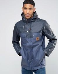 Куртка со вставками Carhartt WIP - Темно-синий