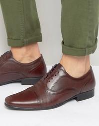 Туфли на шнуровке Red Tape - Красный