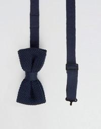 Вязаный галстук‑бабочка Ted Baker - Синий