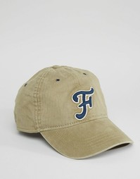 Abercrombie & Fitch Logo Cap In Green - Зеленый
