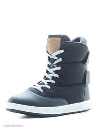 Синие Ботинки DIXER