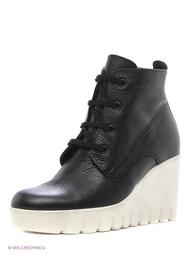 Черные Ботинки Ronnon