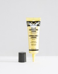Корректирующая основа под макияж NYX - Желтый
