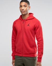 Красный худи Nike Jordan Jumpan Flight 823064-687 - Красный