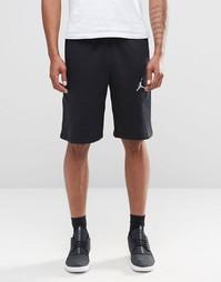 Черные шорты Nike Jordan Jumpman 824020-010 - Черный