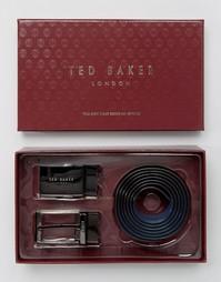 Подарочный набор с 4-сторонним ремнем Ted Baker - Черный