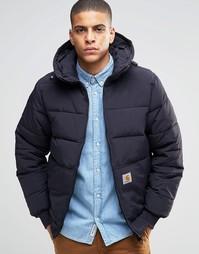 Куртка Carhartt WIP Belmont - Темно-синий