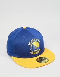 Кепка New Era 59Fifty Golden State Warriors - Темно-синий