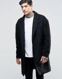Пальто Another Influence - Черный