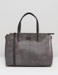 Прямоугольная сумка-тоут Pauls Boutique Collette - Черный