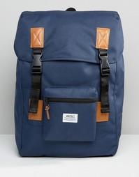 Однотонный рюкзак Wesc Rhody - Синий