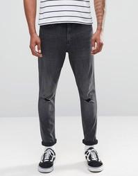 Зауженные джинсы Cheap Monday - Серый