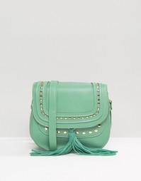 Сумка с длинным ремешком Yoki Fashion - Зеленый