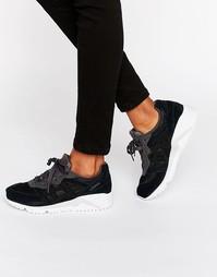 Сетчатые кроссовки Asics Gel Lique - Черный