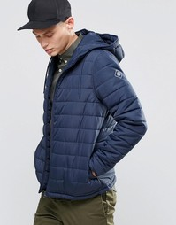 Куртка с капюшоном Element Hayden - Темно-синий