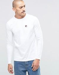 Лонгслив Fila Vintage - Белый