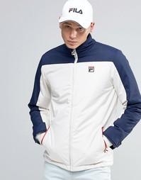 Куртка с флисовой подкладкой Fila Vintage - Белый
