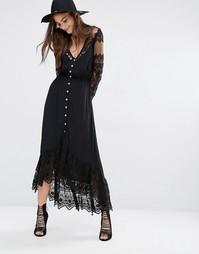 Платье Jens Pirate Booty Riverwalk - Черный