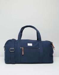 Синяя сумка Sandqvist Sonny - Синий