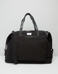 Черная сумка Sandqvist Charles - Черный