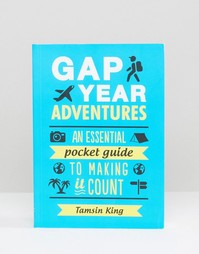 Книга Gap Year Adventures - Мульти Books