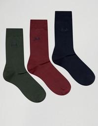 3 пары носков Pringle Endrick - Мульти