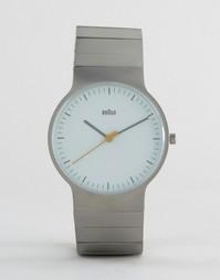 Классические часы Braun - Белый
