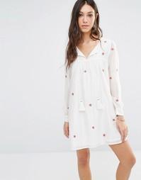 Платье Tularosa Blythe - Белый