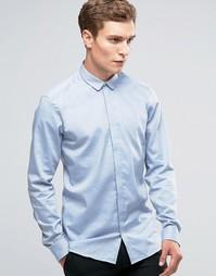 Деловая рубашка Minimum - Синий