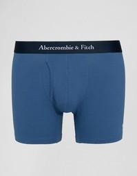 Cиние боксеры-брифы Abercrombie & Fitch - Синий